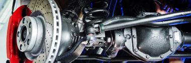 Mechanische auto-onderdelen